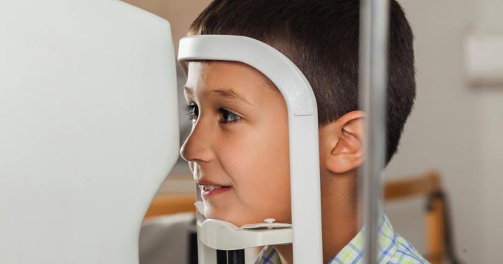 ADHDの子どもには眼球運動に特徴があった!新たな診断技術を目指しての写真