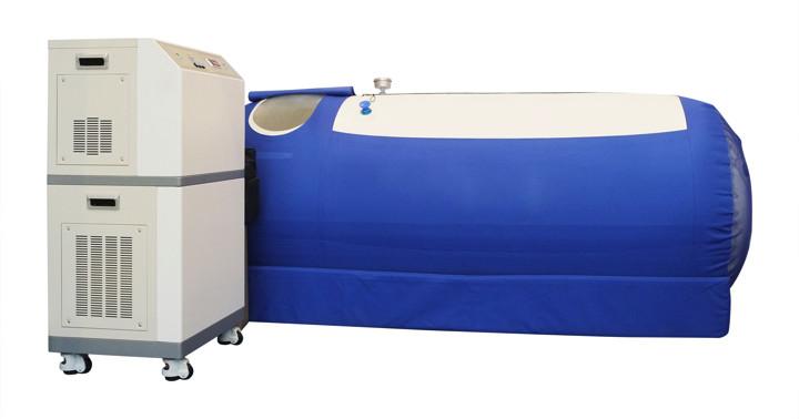 高気圧酸素治療で糖尿病足病変を治療!潰瘍に対して6週間の効果の写真
