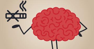 脳の深部に磁気刺激を行うと禁煙できるようになる?ニコチン依存を減少 の写真