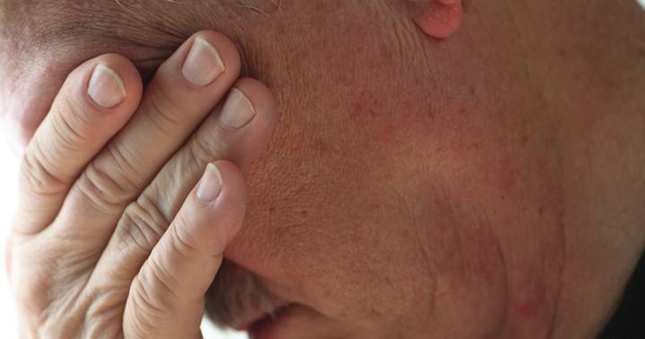 PTSDが10年以上見逃されていた63歳の男性の写真