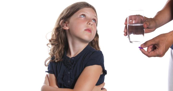薬を飲んでくれないお子さんに困っている保護者の方へ〔小児科に行く前に〕の写真