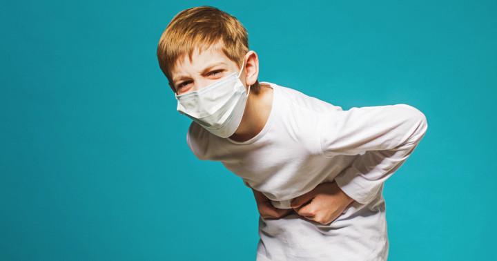 ウイルス性胃腸炎ってなに?〔小児科に行く前に〕の写真