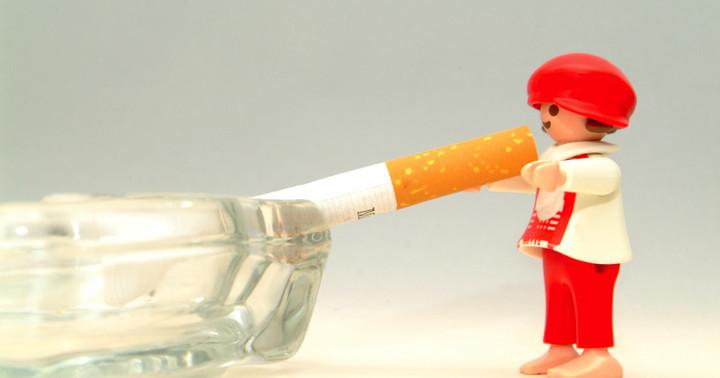 大変!?こどもがたばこを食べちゃった!〔小児科に行く前に〕の写真