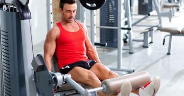 大腿四頭筋の筋力が強い人は死亡率が低かった!北里大学などの研究からの写真