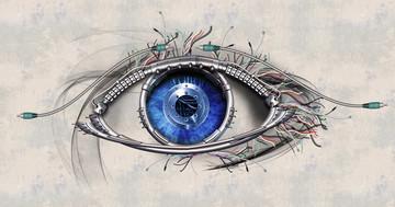 人工眼が失われた視力を取り戻す!網膜色素変性に対するインプラント後3年の報告の写真