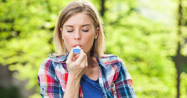 吸入するインスリンで1型糖尿病を治療、HbA1cを下げる効果の写真