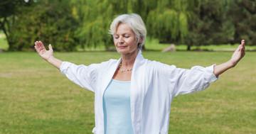 呼吸法でCOPDを改善?気功とウォーキングの効果の写真