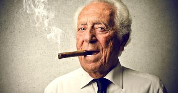 血圧が高いほうがアルツハイマー病が少なく、喫煙は…!?の写真