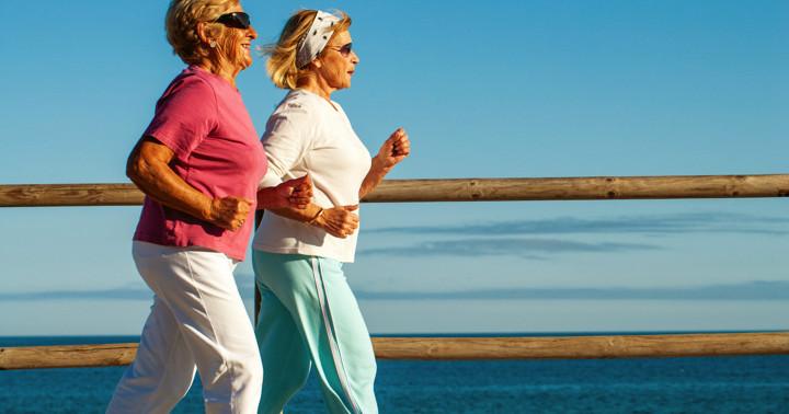 うつ病治療に運動が有効、高齢でもの写真