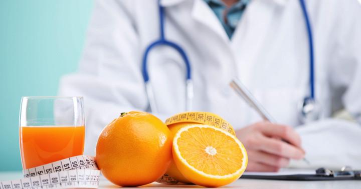オレンジジュースで減量できる?酸化ストレスを低下の写真