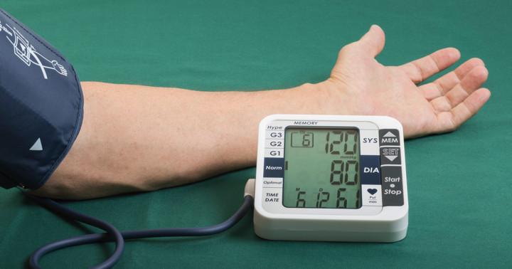 血圧が120/80mmHg以上で死亡リスクに影響 の写真