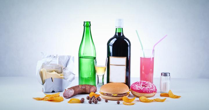 食塩摂取量、BMI、多量飲酒は高血圧と関連する の写真