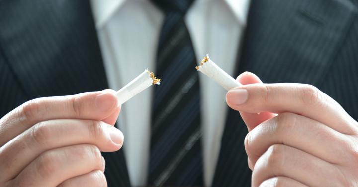 禁煙すると、2年以内に冠動脈疾患のリスクが低下 の写真