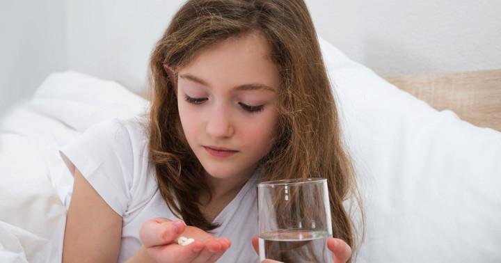 子どものインフルエンザにもオセルタミビルが効果ありの写真