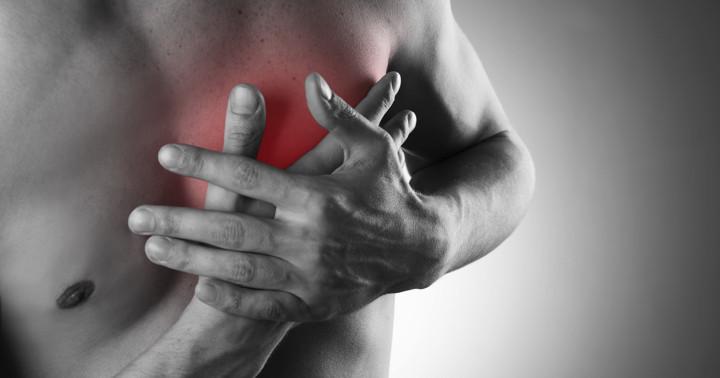 総コレステロールが高いと心筋梗塞のリスクが3倍以上に の写真