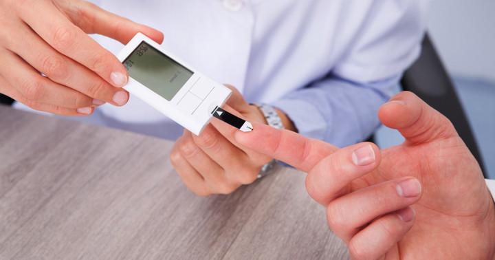 心筋梗塞と糖尿病の関係は?空腹時血糖値100mg/dlで変化ありの写真