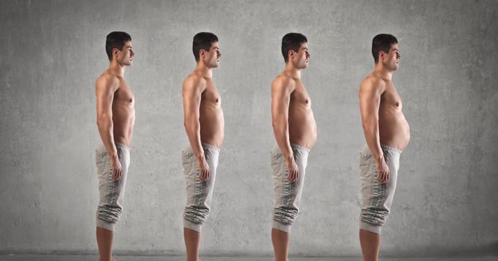 胆石ができた人の体型とは?の写真