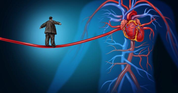 脂肪肝で肝臓・心臓の病気による死亡率が増加 の写真