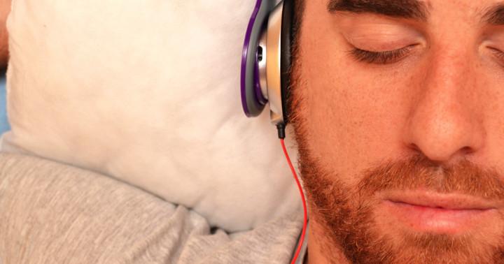 不眠症の治療に音楽の効果はあるか?の写真