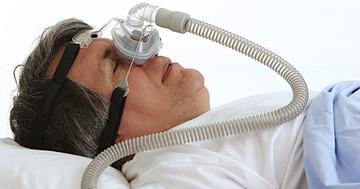 無呼吸症候群の治療、高齢者にもCPAPの効果はあるかの写真