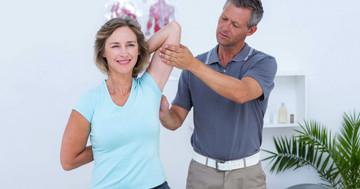 ストレッチにモビライゼーションを加えると、五十肩が改善するの写真