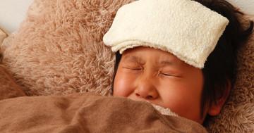 インフルエンザ脳症に注意!1病院で11人の例の写真