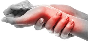 運動錯覚を起こすと橈骨遠位端骨折術後の痛みは改善する の写真