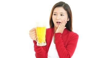 ビール1本でも?飲酒習慣のある女性で多かったがんとはの写真