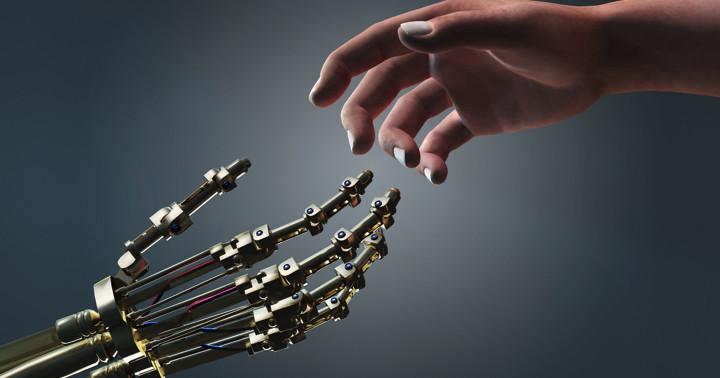 ロボットトレーニングが脳卒中患者の手先の機能を改善したの写真