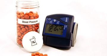 血圧管理をすると慢性腎臓病の進行が遅くなる の写真