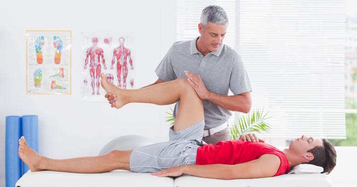 変形性膝関節症の治療に運動療法をすると歩行能力は向上する?の写真