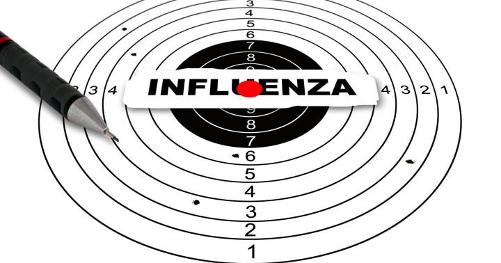 インフルエンザ予防接種、5年のうち3年にミスマッチの写真