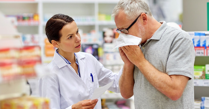 蓄膿症(慢性副鼻腔炎)の症状・ポリープ・QOLに効く治療はどれ?の写真
