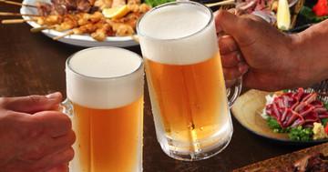 膵炎は飲酒によりリスク増大、1日あたり日本酒2.5合分またはビール1.2L分以上で危険の写真