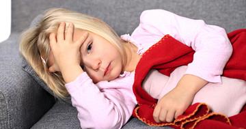 子どもの湿疹と頭痛、実は別々ではなかった?! の写真