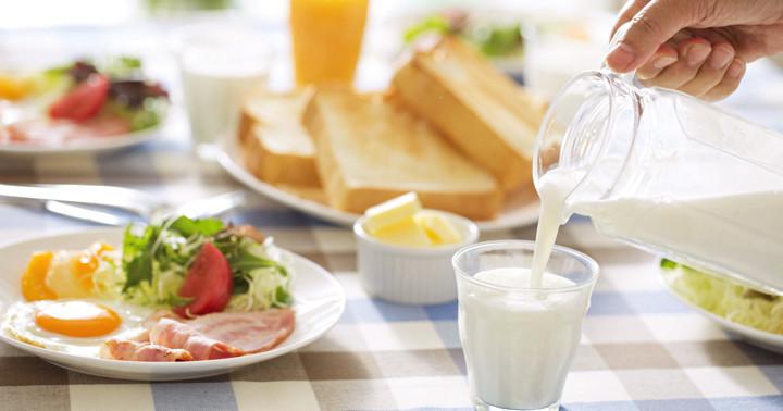 朝ごはんを食べる習慣があるならば、朝ごはんを抜かすことは避けた方がよい の写真