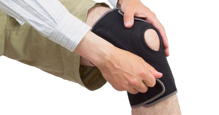 膝蓋大腿関節症の膝の痛みは装具で改善する の写真