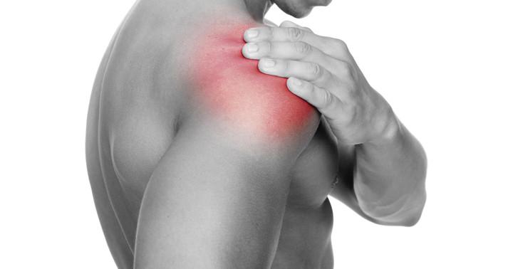 肩腱板の関節鏡手術後の痛みに振動刺激が有効 の写真