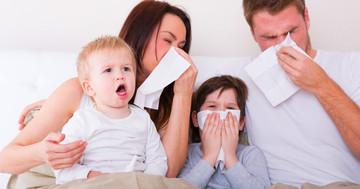 百日咳は誰から移るのか?の写真