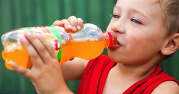 ジュースを飲む子はコレステロールが悪化する? の写真
