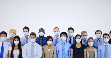 インフルエンザは本当に近くにいるだけでうつるのか?の写真