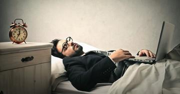 睡眠時間が5時間以下の人は動脈硬化が進んでいたの写真