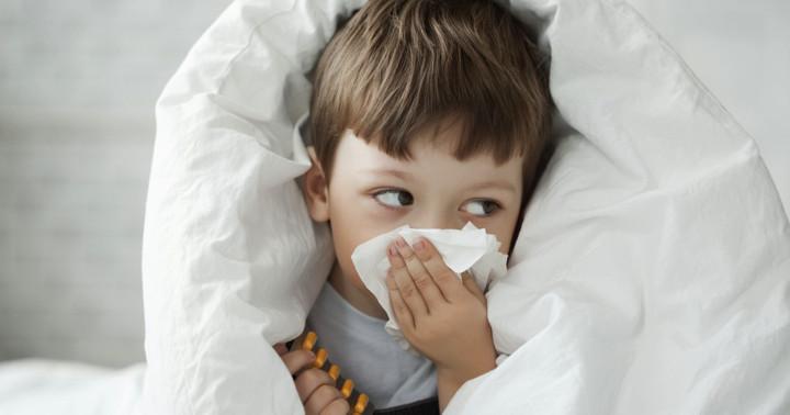 インフルエンザにかかった子どもが入院する割合はどれぐらい?の写真