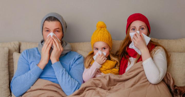 インフルエンザで48時間以内に医者に相談する人は13%しかいない の写真