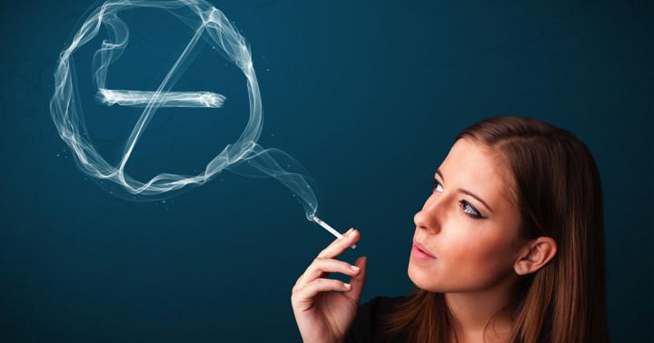 多発性硬化症が見つかったあとでも禁煙したほうがいいのか?の写真
