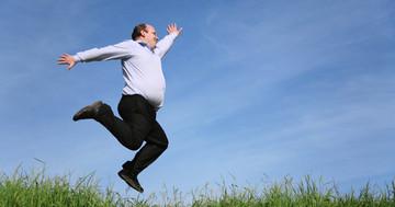 BMIが高い男性は関節リウマチになりにくい? の写真