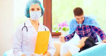 産科専門の医師と家庭医で、出産の安全性に違いはあるのか?の写真