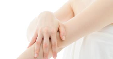 乳がん治療後の腕のむくみにリンパマッサージは有効とは言えない の写真