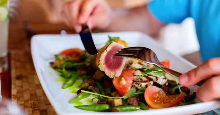魚と野菜をよく食べると血糖値、中性脂肪、コレステロールはどうなるのか?の写真