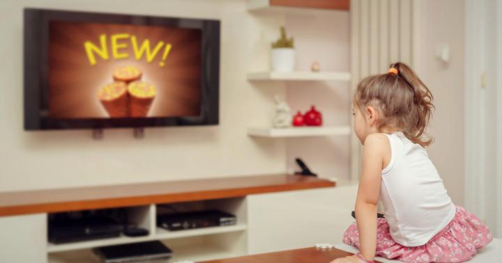 テレビCMが子どもの食習慣に影響? の写真